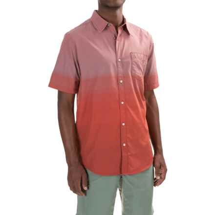 Marmot Hamilton Shirt - UPF 50, Short Sleeve (For Men) in Retro Red - Closeouts