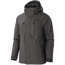 Marmot Hampton MemBrain® Jacket - Waterproof (For Men) in Slate Grey - Closeouts