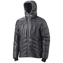 Marmot Hangtime Down Jacket - 650 Fill Power (For Men) in Black - Closeouts