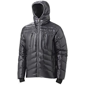 Marmot Hangtime Down Jacket - 650 Fill Power (For Men) in Black