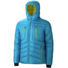 Marmot Hangtime Down Jacket - 650 Fill Power (For Men) in Methyl Blue - Closeouts