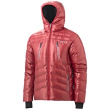 Marmot Hangtime Down Jacket - 650 Fill Power (For Men) in Team Red - Closeouts