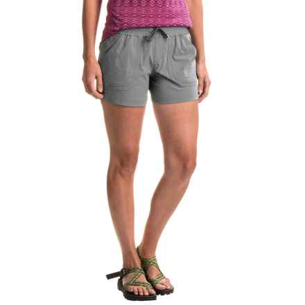 Marmot Harper Shorts - UPF 50 (For Women) in Grey Storm - Closeouts