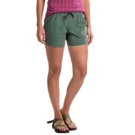 Marmot Harper Shorts - UPF 50 (For Women) in Urban Army - Closeouts