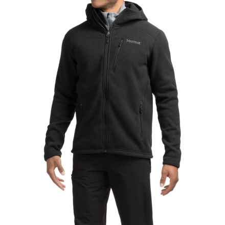 Marmot Harris Hooded Jacket (For Men) in Black - Closeouts