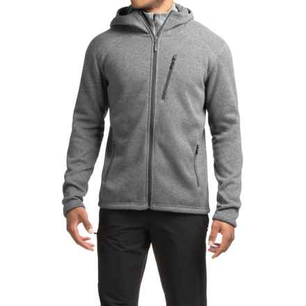 Marmot Harris Hooded Jacket (For Men) in Cinder - Closeouts