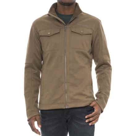 Marmot Hawkins Fleece Jacket - Full Zip (For Men) in Deep Olive - Closeouts