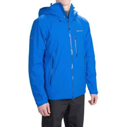 Marmot Headwall PrimaLoft® Jacket - Waterproof, Insulated (For Men) in Cobalt Blue - Closeouts