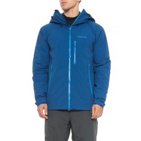 Marmot Headwall PrimaLoft® Jacket - Waterproof, Insulated (For Men) in Dark Cerulean