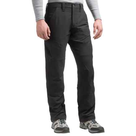 Marmot High Ridge Pants - UPF 50 (For Men) in Black - Closeouts