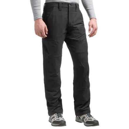 Marmot High Ridge Pants - UPF 50 (For Men) in Black - Closeouts
