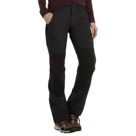Marmot High Ridge Pants - UPF 50 (For Women) in Black - Closeouts