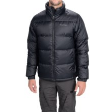 Marmot Highland Down Jacket - 700 Fill Power (For Men) in Black - Closeouts