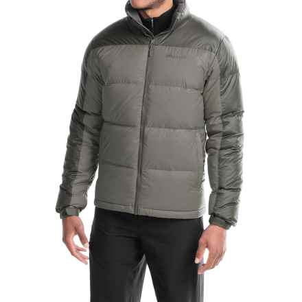 Marmot Highland Down Jacket - 700 Fill Power (For Men) in Cinder/Slate Grey - Closeouts