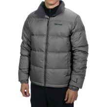 Marmot Highland Down Jacket - 700 Fill Power (For Men) in Cinder - Closeouts