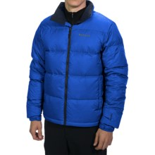 Marmot Highland Down Jacket - 700 Fill Power (For Men) in Cobalt Blue - Closeouts