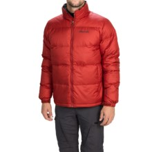 Marmot Highland Down Jacket - 700 Fill Power (For Men) in Dark Crimson - Closeouts
