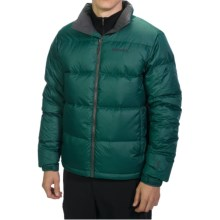 Marmot Highland Down Jacket - 700 Fill Power (For Men) in Gator - Closeouts
