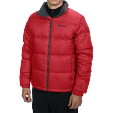 Marmot Highland Down Jacket - 700 Fill Power (For Men) in Team Red - Closeouts