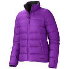Marmot Highland Down Jacket - 700 Fill Power (For Women) in Vibrant Purple - Closeouts