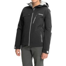 Marmot Horizon Ski Jacket - Waterproof, Insulated (For Women) in Black - Closeouts