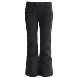 Marmot Horizon Ski Pants - Waterproof, Insulated (For Women) in Black