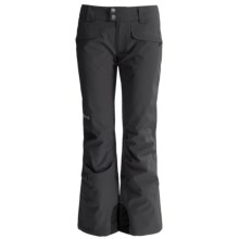 Marmot Horizon Ski Pants - Waterproof, Insulated (For Women) in Dark Steel - Closeouts