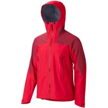 Marmot Hyper Lite Gore-Tex® Jacket - Waterproof (For Men) in Team Red/Dark Crimson - Closeouts