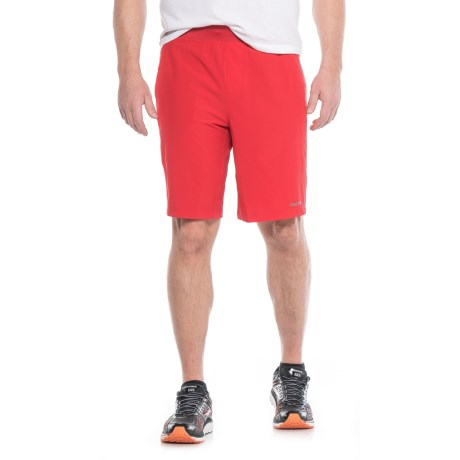 Marmot Impulse Shorts - UPF 30 (For Men) in Team Red