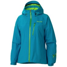 Marmot Innsbruck Gore-Tex® Jacket - Waterproof (For Women) in Blue Sea - Closeouts