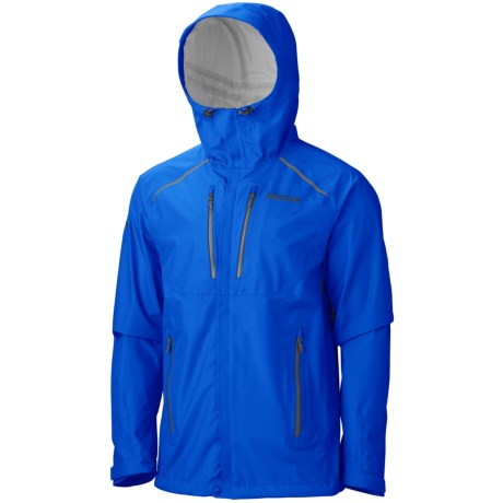 Marmot Interfuse Jacket - Waterproof (For Men) in Bright Navy