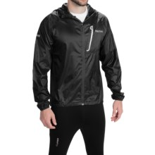 Marmot Ion Wind Hoodie Jacket (For Men) in Black - Closeouts
