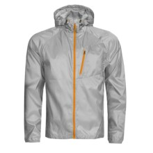 Marmot Ion Wind Jacket (For Men) in Glacier Grey - Closeouts