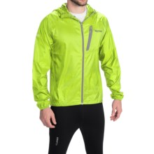 Marmot Ion Wind Jacket (For Men) in Green Lime - Closeouts