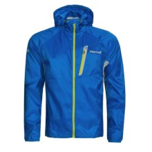 Marmot Ion Wind Jacket (For Men) in True Cobalt Blue - Closeouts