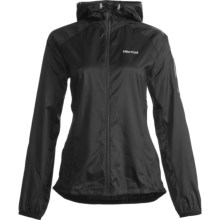 Marmot Ion Wind Jacket (For Women) in Black - Closeouts