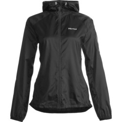 Marmot Ion Wind Jacket (For Women) in Black