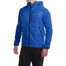 Marmot Isotherm Hooded Jacket - Insulated (For Men) in Peak Blue - Closeouts