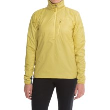 Marmot Isotherm Polartec® Alpha® Jacket - Insulated, Zip Neck (For Women) in Yellow Vapor - Closeouts