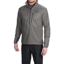 Marmot Isotherm Polartec® Alpha® Jacket - Zip Neck, Insulated (For Men) in Cinder - Closeouts