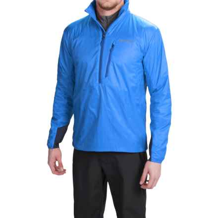 Marmot Isotherm Polartec® Alpha® Jacket - Zip Neck, Insulated (For Men) in Cobalt Blue - Closeouts