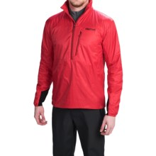 Marmot Isotherm Polartec® Alpha® Jacket - Zip Neck, Insulated (For Men) in Team Red - Closeouts