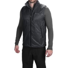 Marmot Isotherm Polartec® Alpha® Vest - Insulated (For Men) in Black - Closeouts