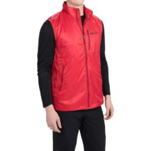 Marmot Isotherm Polartec® Alpha® Vest - Insulated (For Men) in Team Red - Closeouts