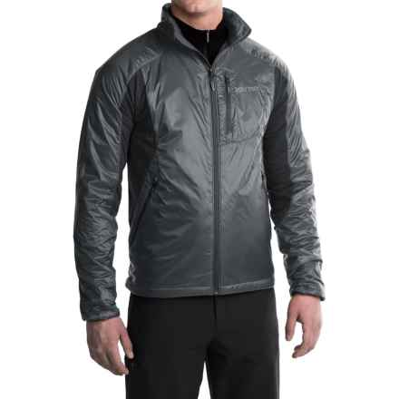 Marmot Isotherm Polartec® Jacket - Insulated (For Men) in Black - Closeouts