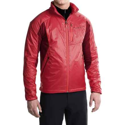 Marmot Isotherm Polartec® Jacket - Insulated (For Men) in Brick - Closeouts