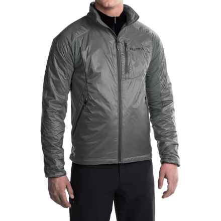 Marmot Isotherm Polartec® Jacket - Insulated (For Men) in Cinder - Closeouts