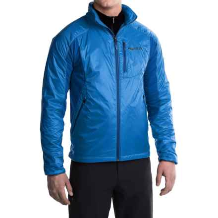 Marmot Isotherm Polartec® Jacket - Insulated (For Men) in Cobalt Blue - Closeouts