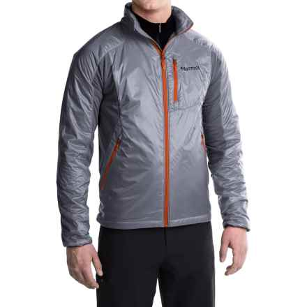 Marmot Isotherm Polartec® Jacket - Insulated (For Men) in Steel Onyx - Closeouts