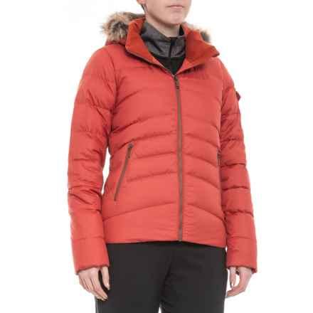 Marmot Ithaca Down Jacket - 700 Fill Power (For Women) in Auburn - Closeouts